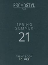 《Promostyl》2021年春夏歐美面料色彩趨勢手稿