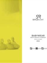 《Style Right》2021春夏德国宝宝装趋势手稿