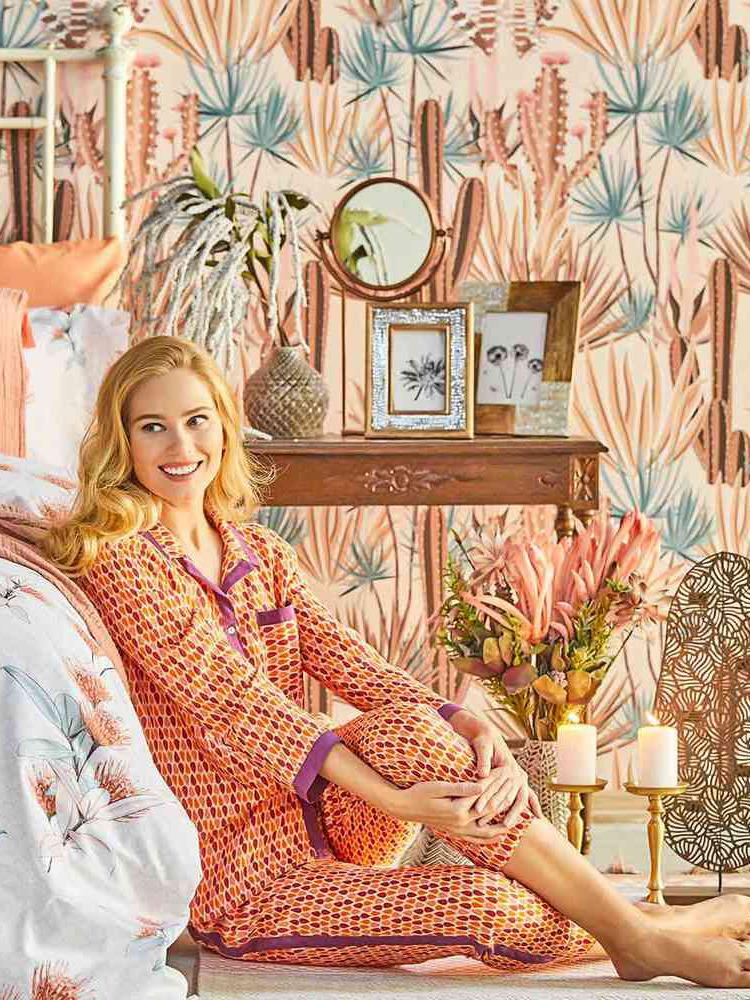 《Bella Maison》2020春夏家居服系列Lookbook