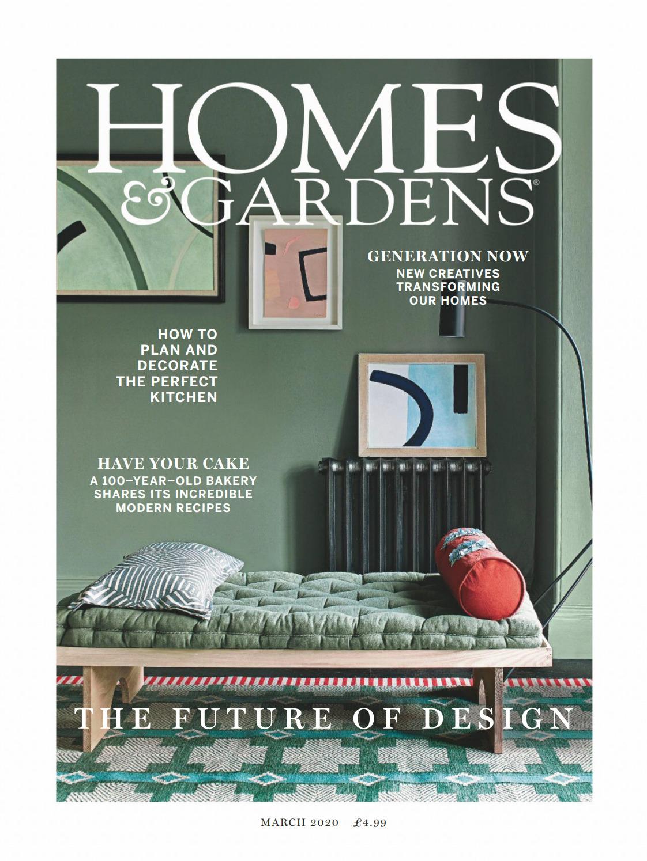 《Homes & Gardens》英国版时尚家居杂志2020年03月号