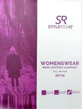 《Style Right》20/21秋冬德国女装趋势手稿