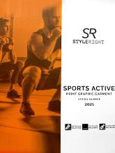 《Style Right》2021春夏德国男女运动装趋势手稿