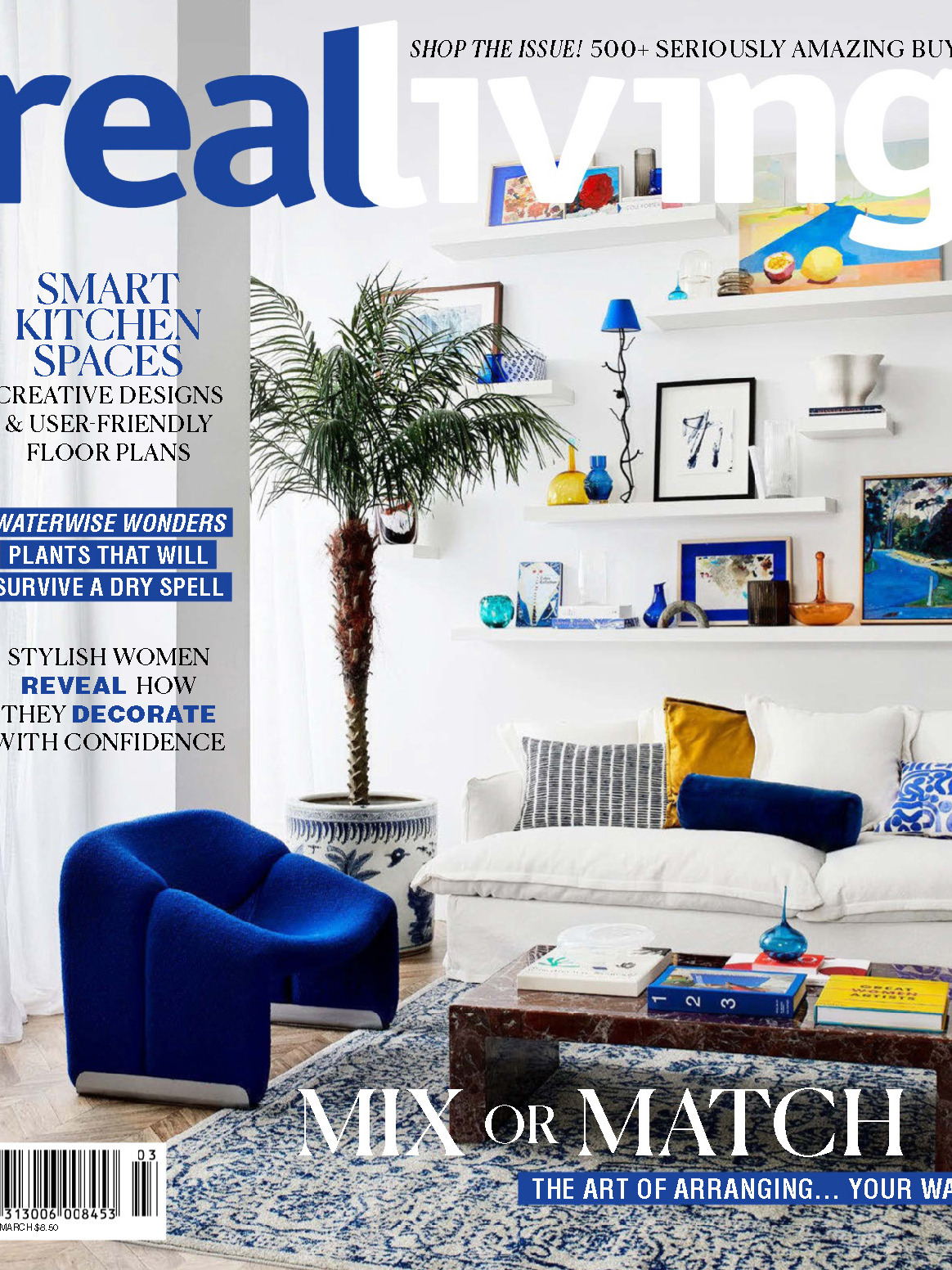 《Real Living》澳大利亚室内设计趋势杂志2020年03月号
