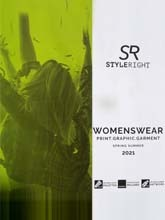 《Style Right》2021春夏德国女装趋势手稿