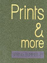 《Prints & More》2021春夏意大利印花面料趋势手稿