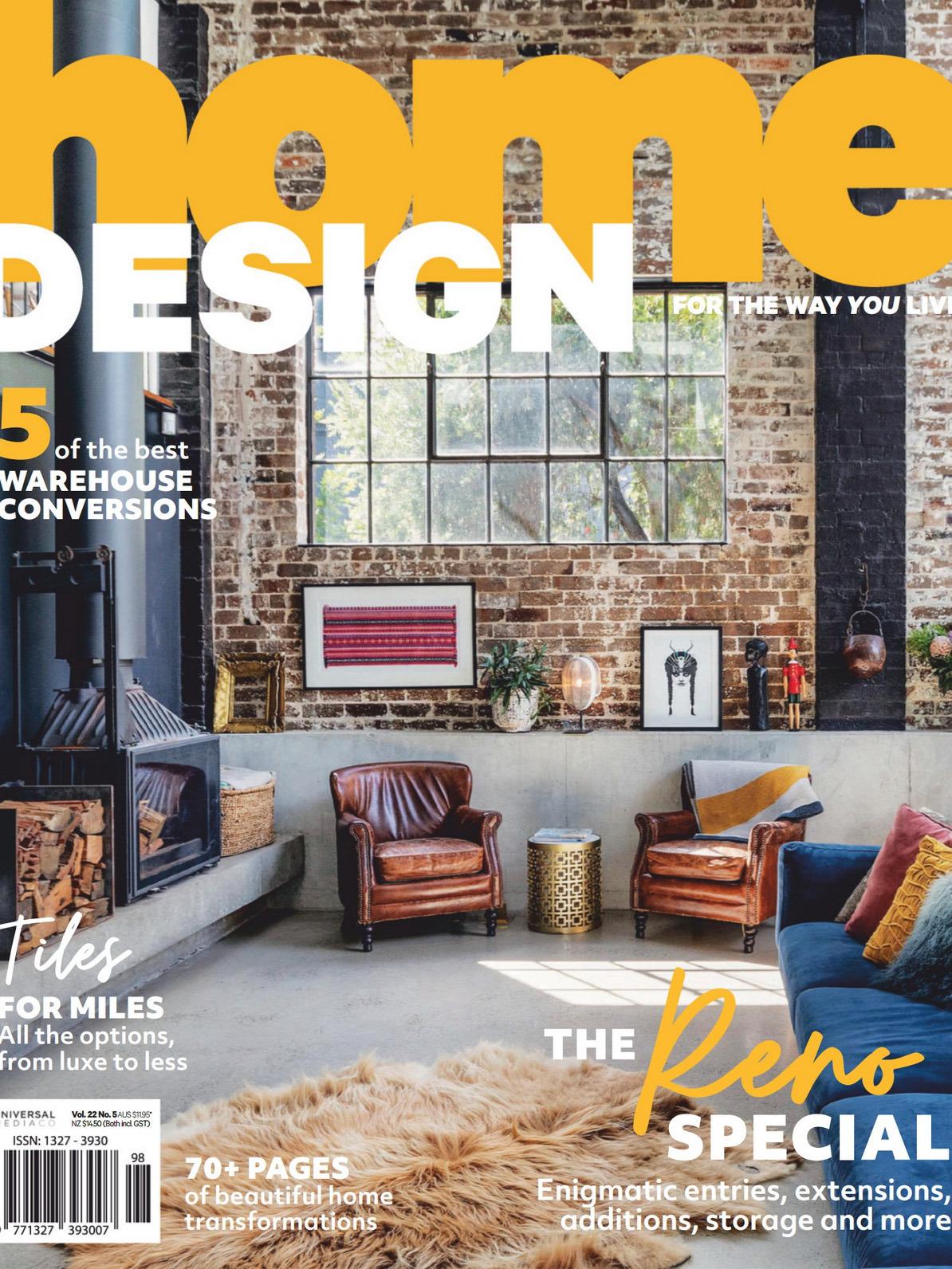 《Luxury Home Design》澳大利亚版时尚家纺杂志2020年05月号(Vol-22.No.5)