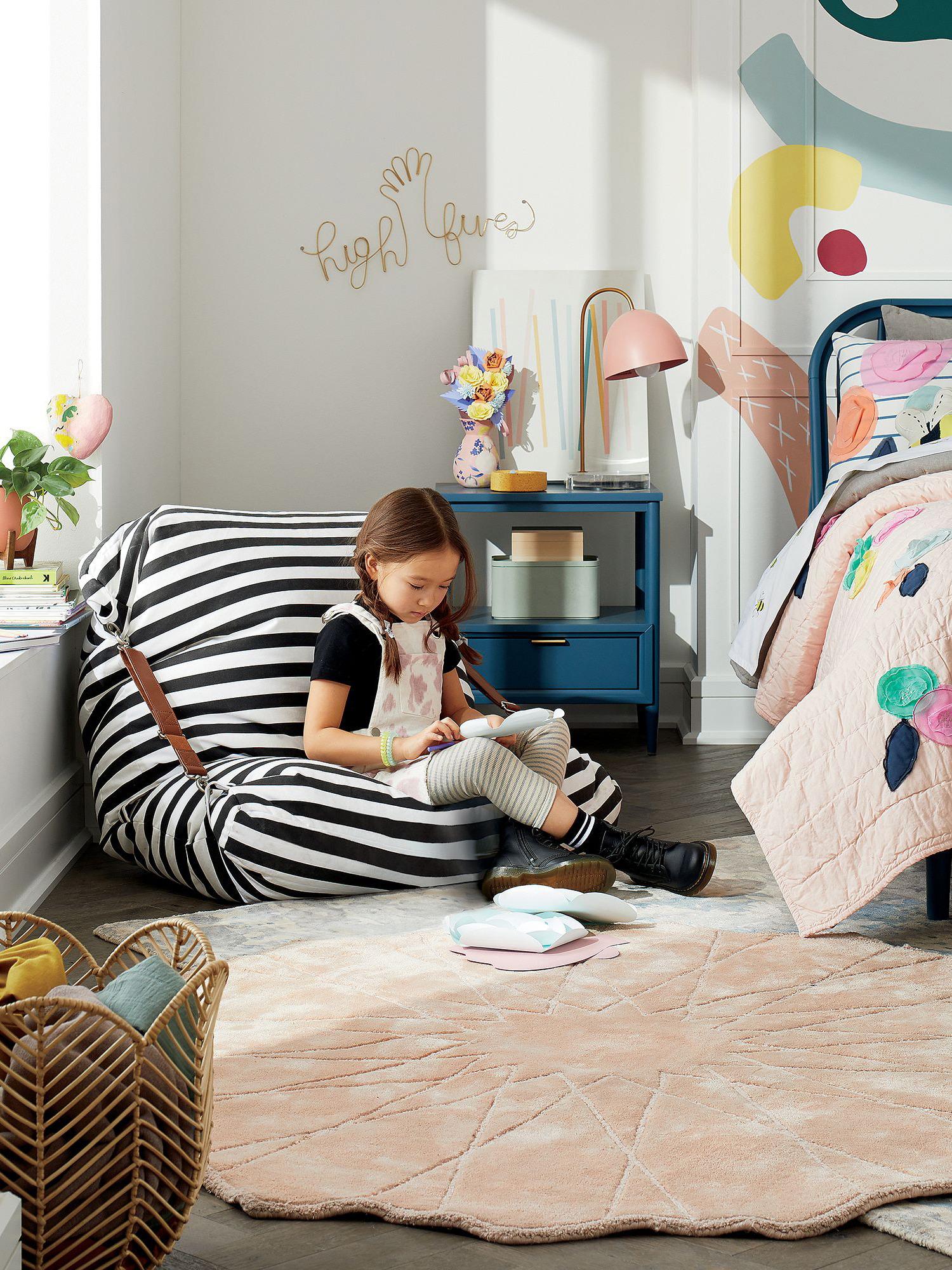 《Crate & Kids》2020春夏儿童&婴幼童家居用品系列Lookbook