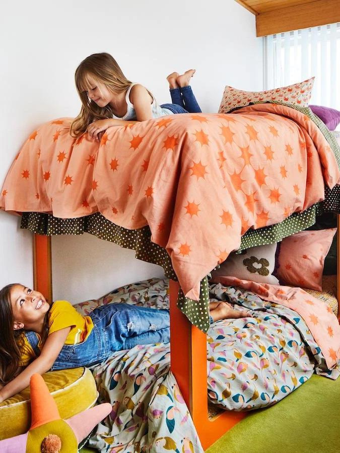 《Sage x Clare》2020春夏儿童床上用品系列Lookbook