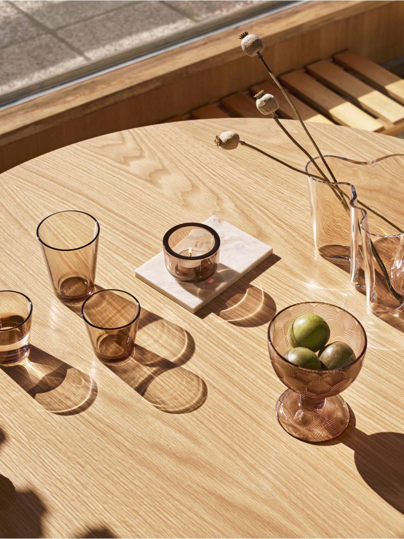 《Iittala》2020春夏陶瓷系列Lookbook