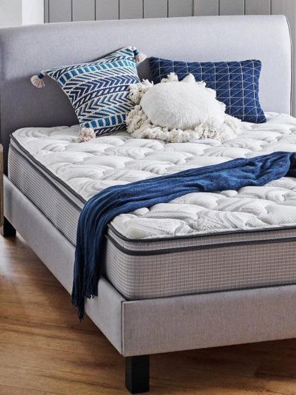 《SleepMaker》2020春夏床垫系列Lookbook