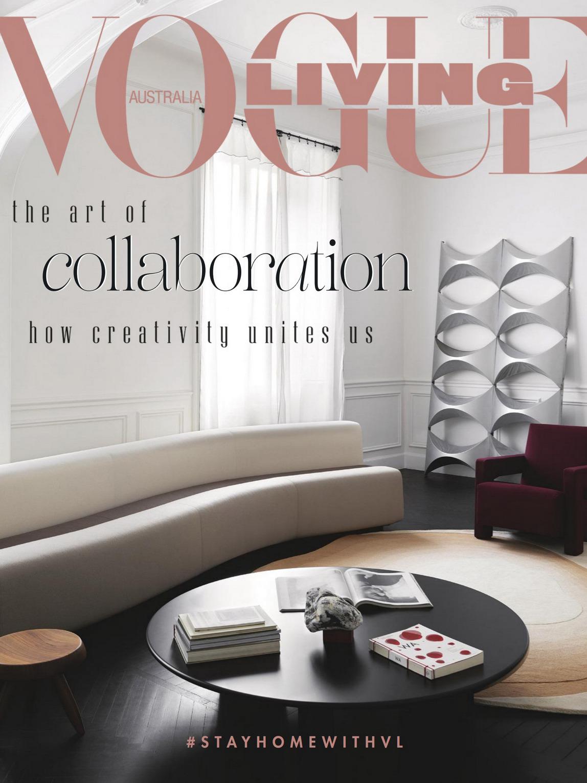 《Vogue Living》澳大利亚版时尚家居设计杂志2020年05-06月号