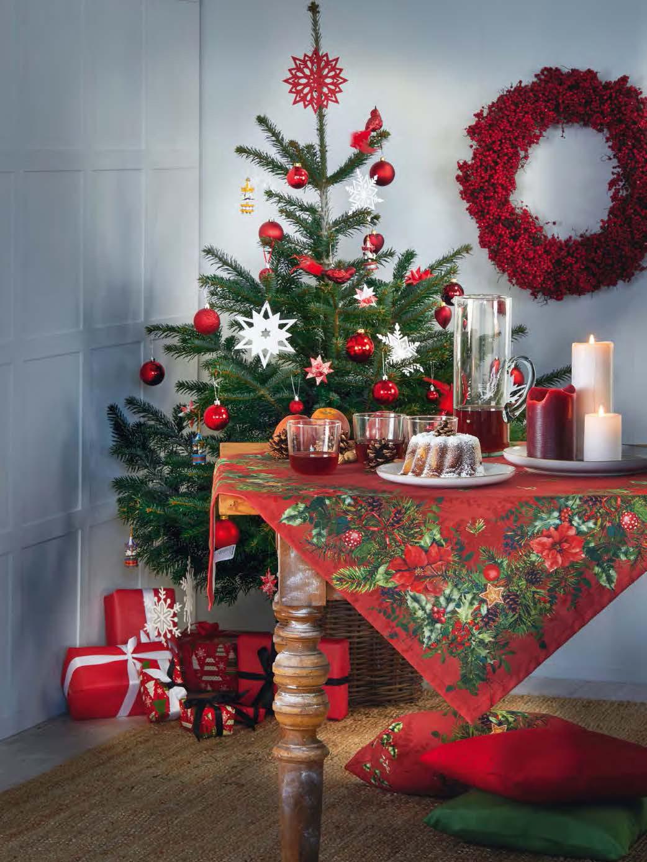 《APELT》2020秋冬圣诞节主题桌布系列Lookbook