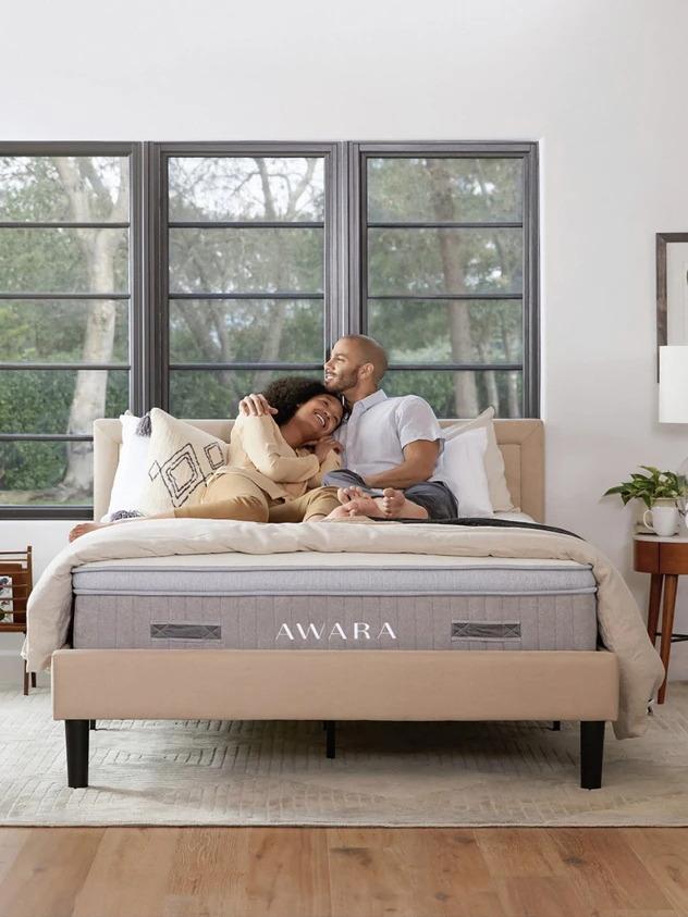 《AWARA》2020春夏床垫系列Lookbook