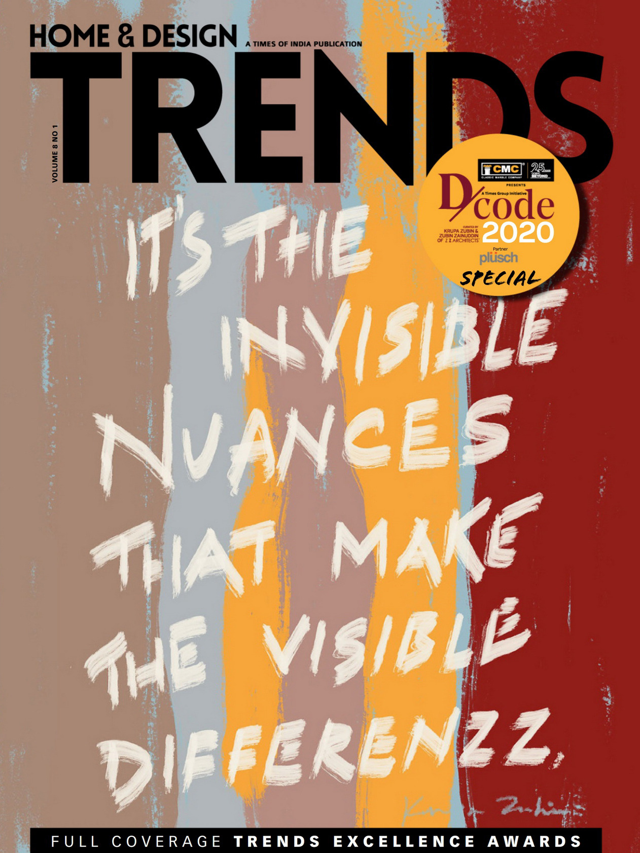 《Home & Design Trends》英国版室内设计杂志2020年06月号