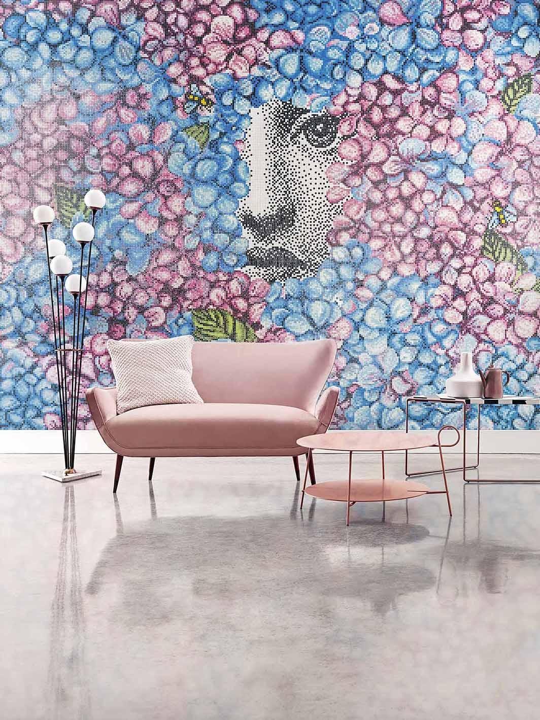 《Fornasetti》2020春夏瓷砖系列Lookbook
