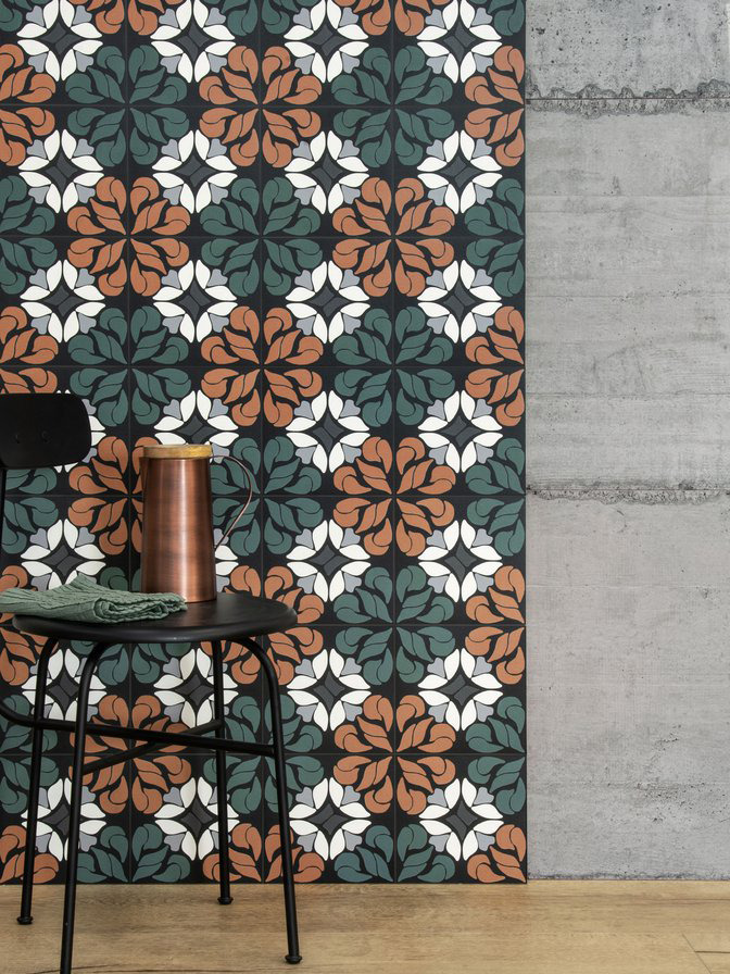 《Ceramica Sant'Agostino》2020秋冬瓷砖系列Lookbook