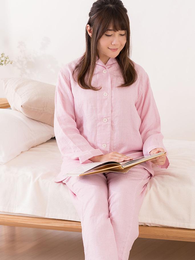 《Uchino》2020秋冬家居服系列Lookbook
