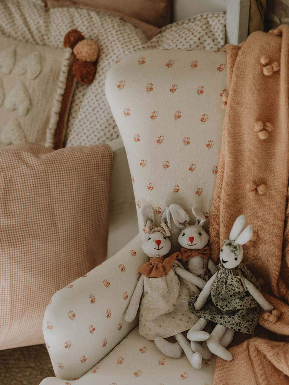 《ZARA HOME kids》2020秋冬儿童家居用品系列Lookbook
