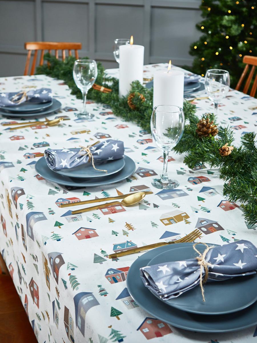 《Prestigious Textiles》2020秋冬圣诞节主题软装面料系列Lookbook