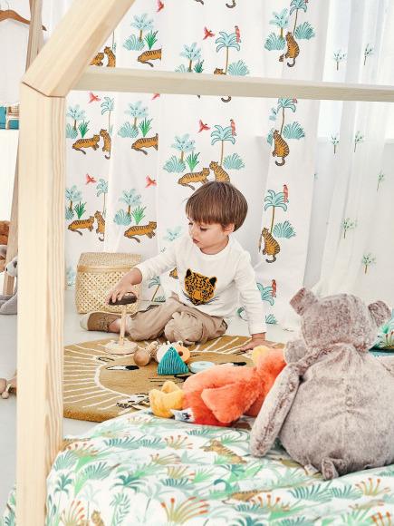 《Camengo》2020秋冬儿童软装面料系列Lookbook