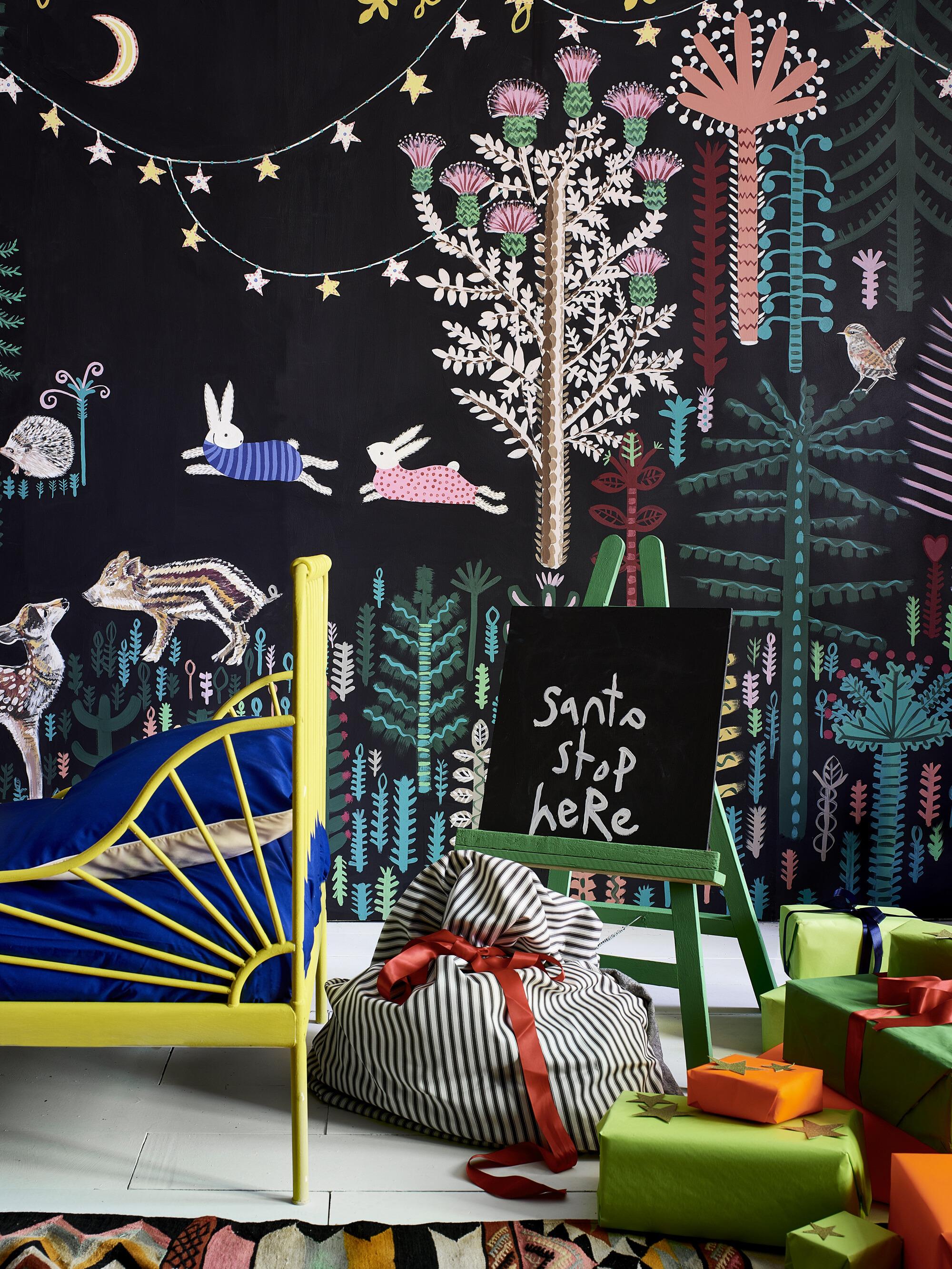 《Annie Sloan》2020秋冬圣诞节主题家居用品系列Lookbook