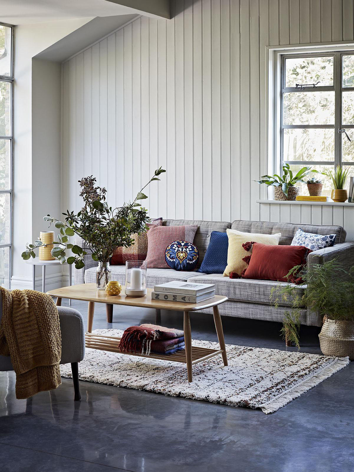 《George Home》2020秋冬圣诞节主题家居用品系列Lookbook