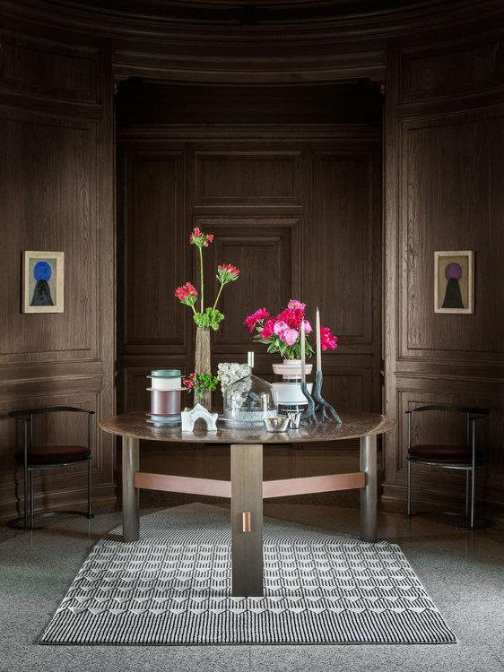 《Armani Casa》2020秋冬家居用品系列Lookbook