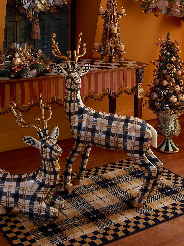 《MacKenzie-Childs》2020秋冬圣诞节主题家居用品系列Lookbook
