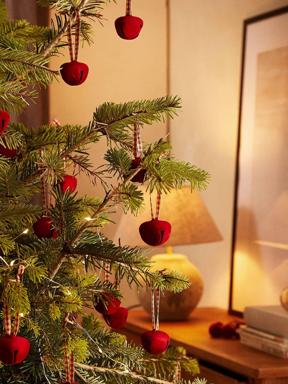 《Zara Home》2020秋冬圣诞节主题家居用品系列Lookbook