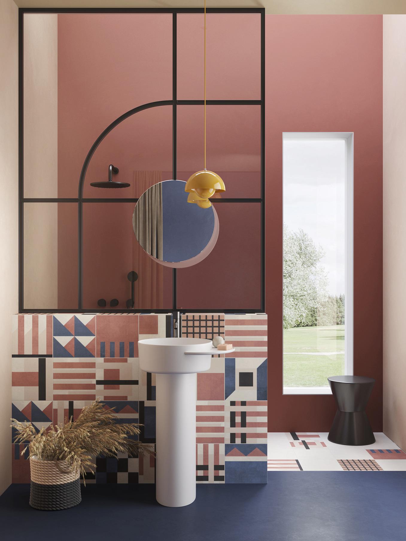 《Ceramica Bardelli》2021春夏瓷砖系列Lookbook