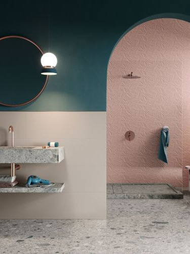《ITALGRANITI GROUP》2021春夏瓷砖系列Lookbook