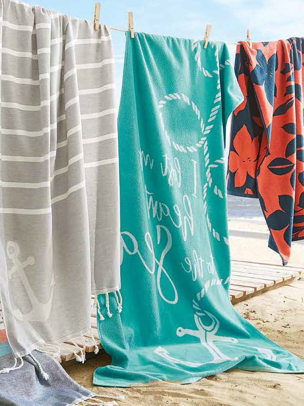 《Dyckhoff》2021春夏毛巾系列Lookbook