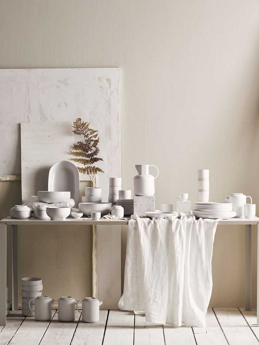 《Bolia》2021春夏陶瓷系列Lookbook