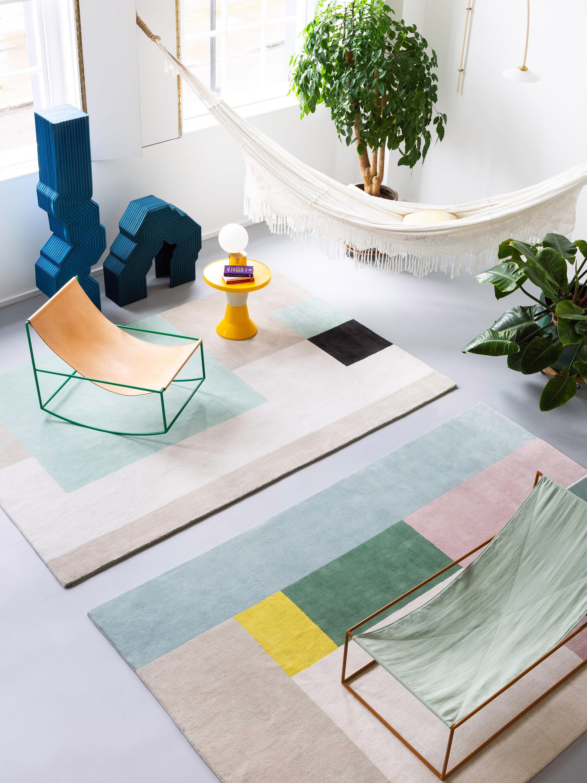 《The Rug Company》2021春夏地毯系列Lookbook