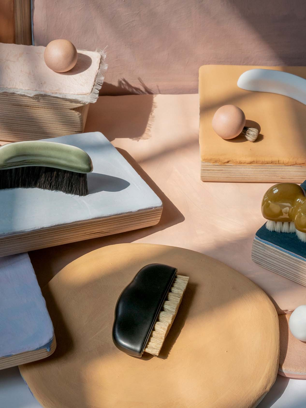 《Oornament Studio》2021春夏陶瓷系列Lookbook