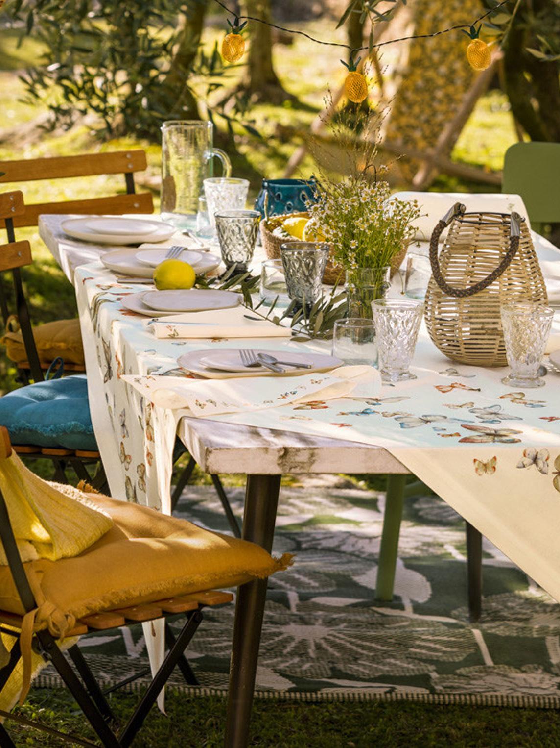 《Linvosges》2021春夏家居用品&桌布系列Lookbook