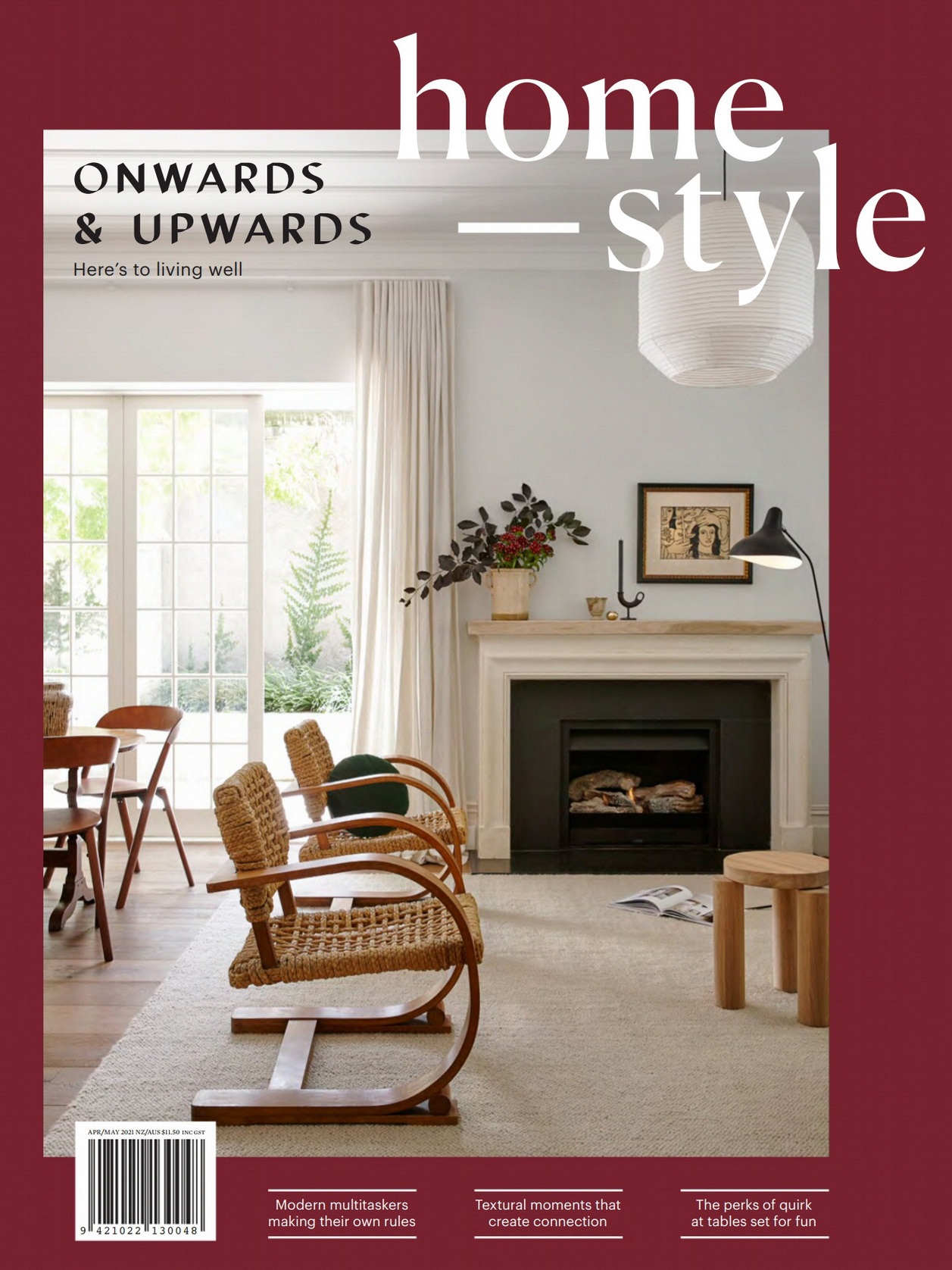 《Homestyle》新西兰室内装饰设计杂志2021年04-05月号