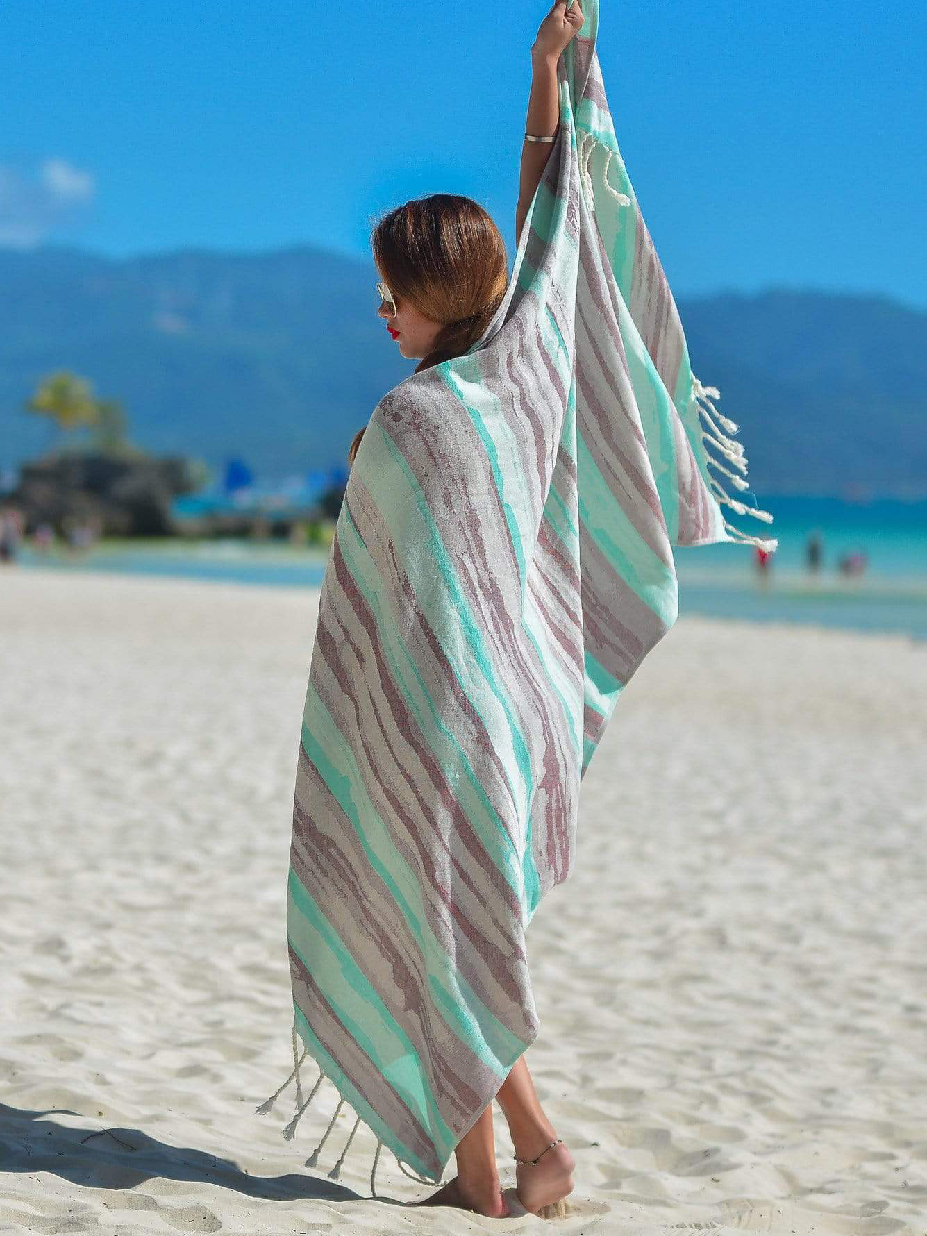 《Begonville》2021春夏浴巾系列Lookbook