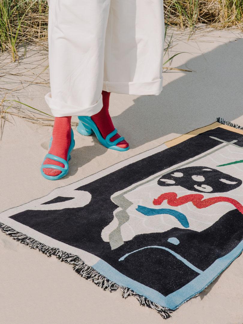 《Niyya》2021春夏地毯系列Lookbook