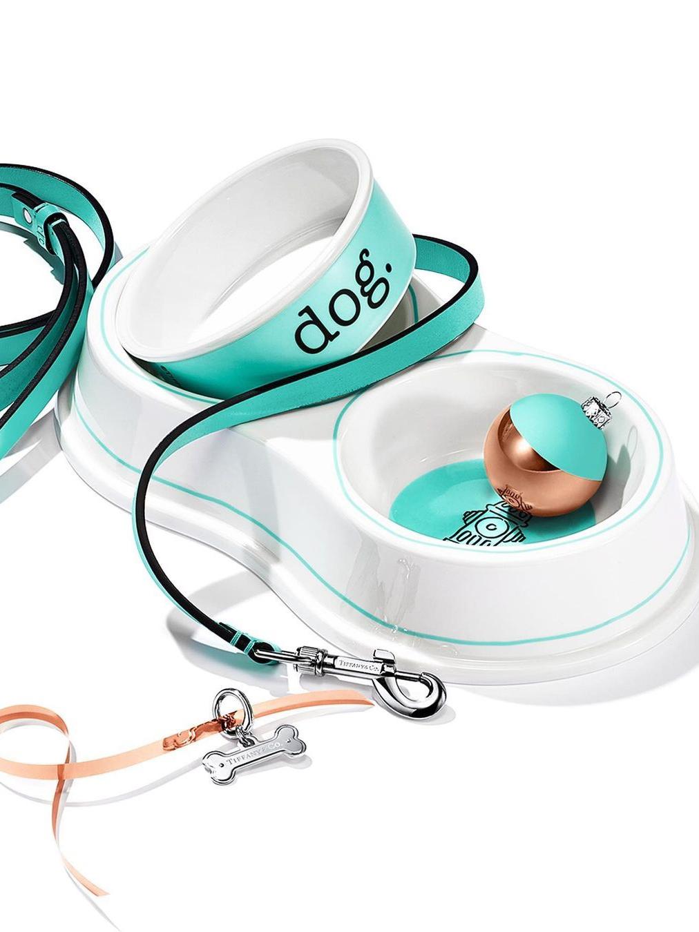 《Tiffany&Co. 》2021春夏宠物用品系列Lookbook