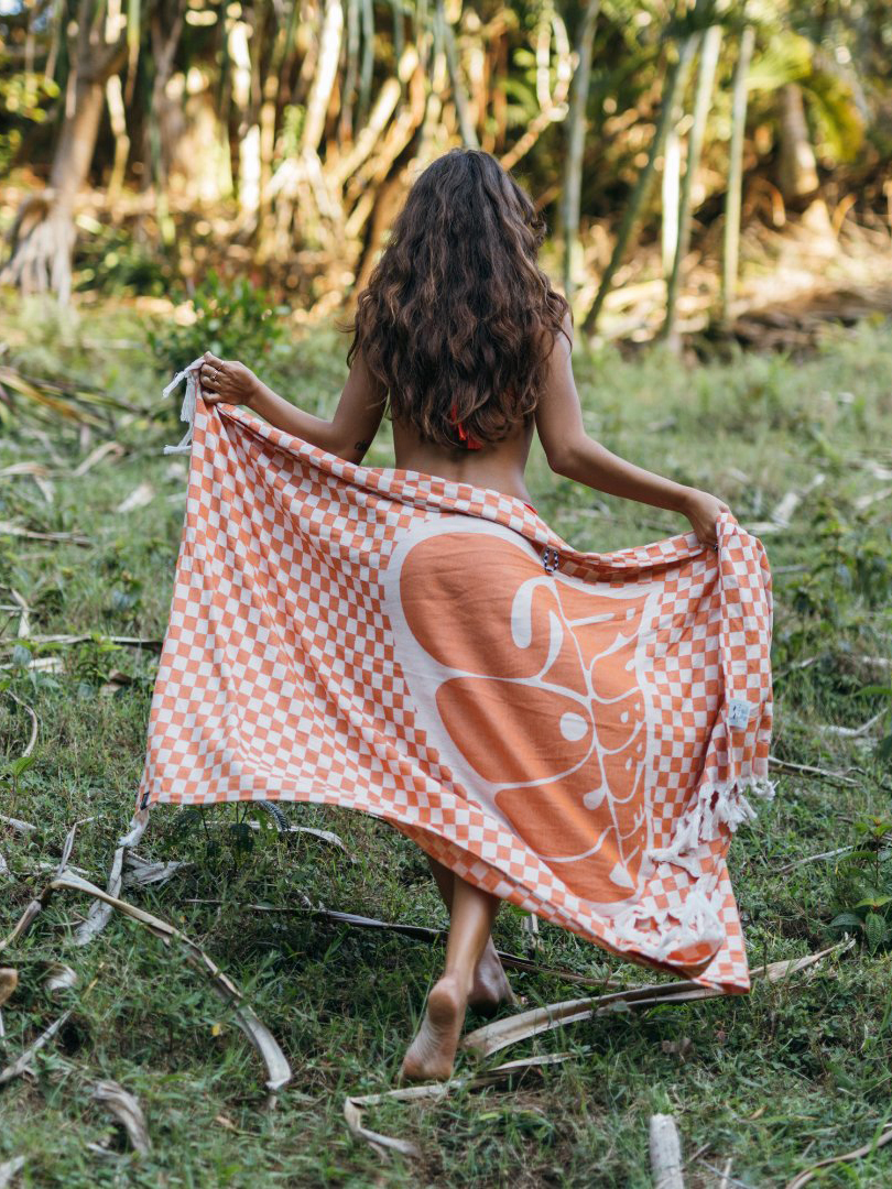 《Slowtide》2021春夏毛巾系列Lookbook