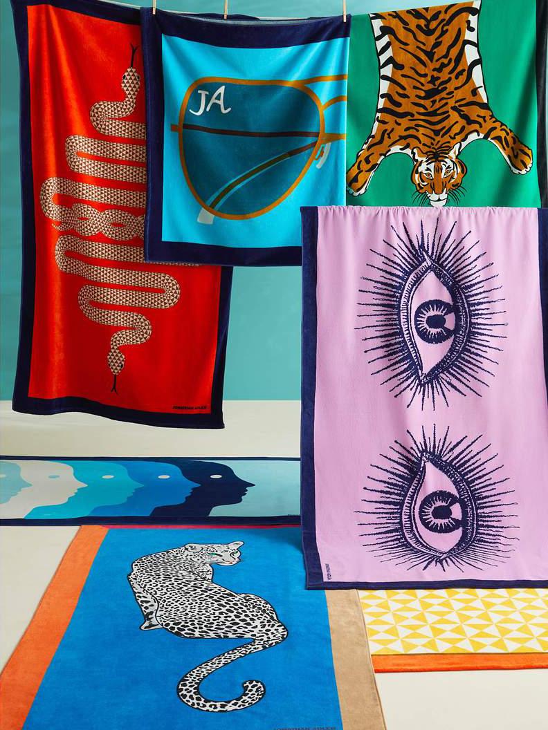 《Jonathan Adler》2021春夏毛巾系列Lookbook