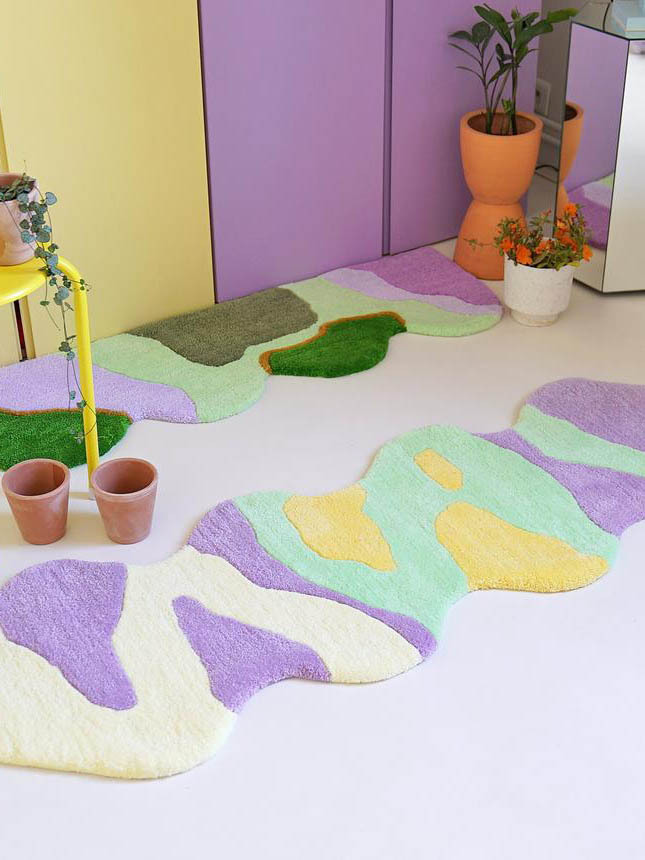 《CHARLEN》2021春夏地毯系列Lookbook