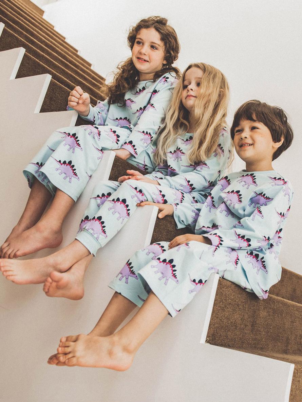 《SUABI》2021春夏儿童家居服系列Lookbook