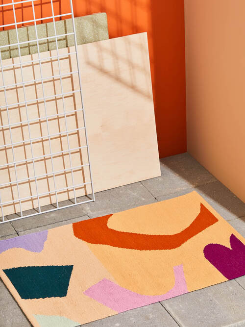 《Proba Studio》2021春夏地毯系列Lookbook