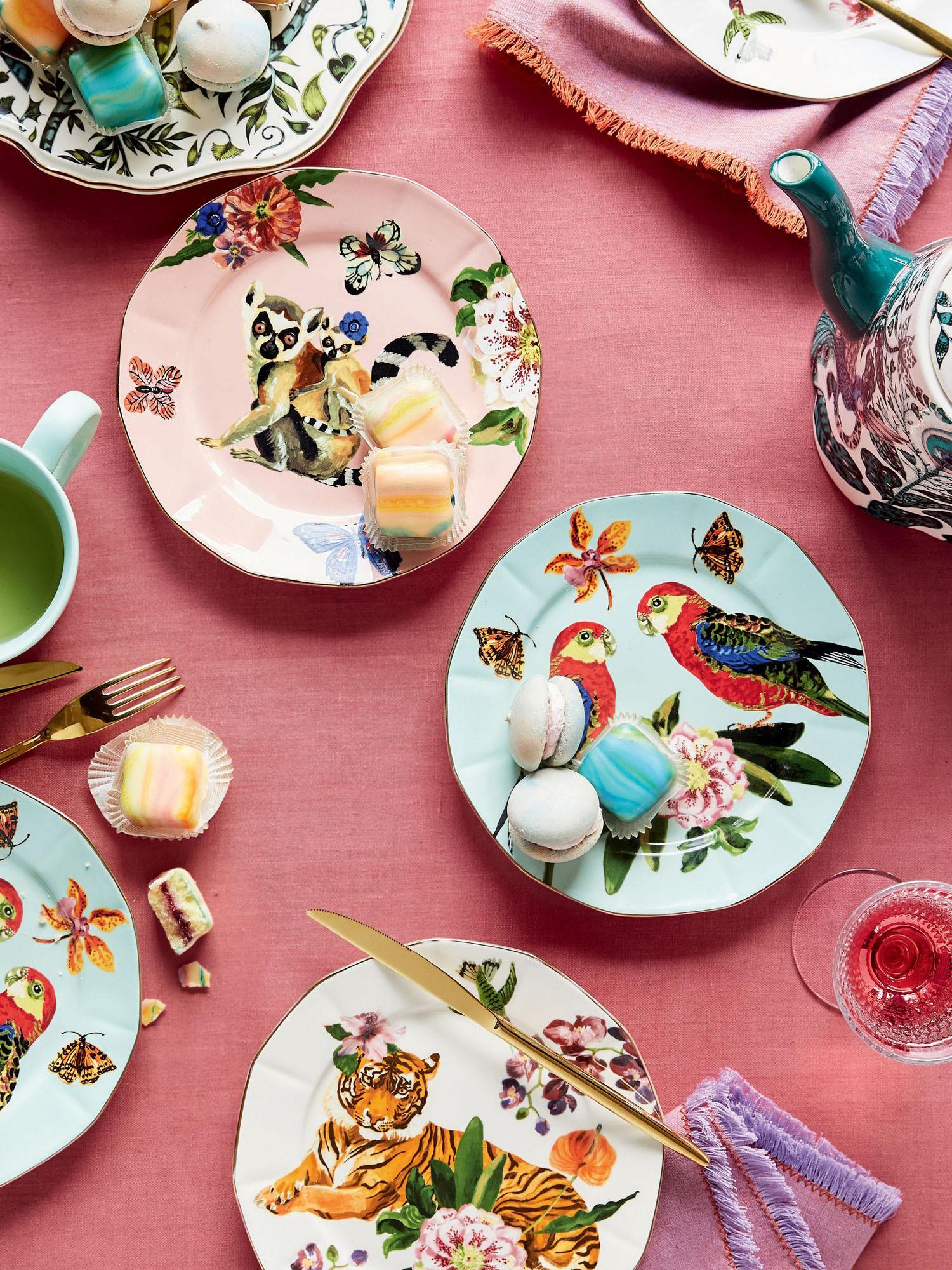 《Nathalie Lete》2021春夏陶瓷系列Lookbook