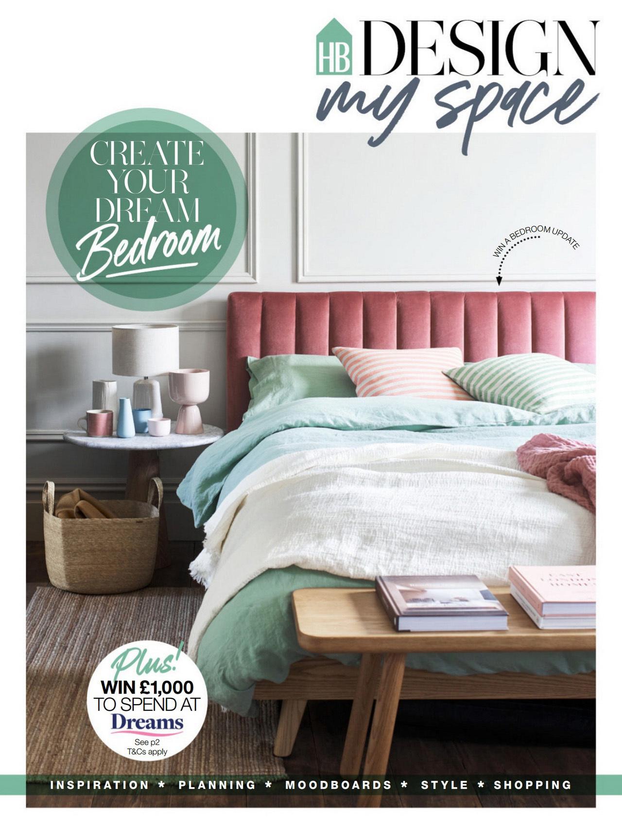 《House Beautiful》英国版家纺杂志2021年08月号(副刊)