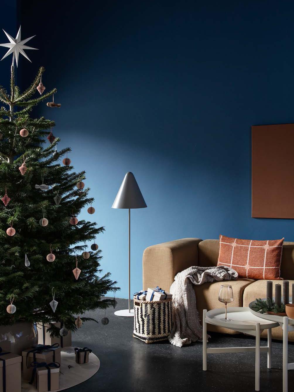 《Broste Copenhagen》2021秋冬圣诞节主题家居用品系列Lookbook