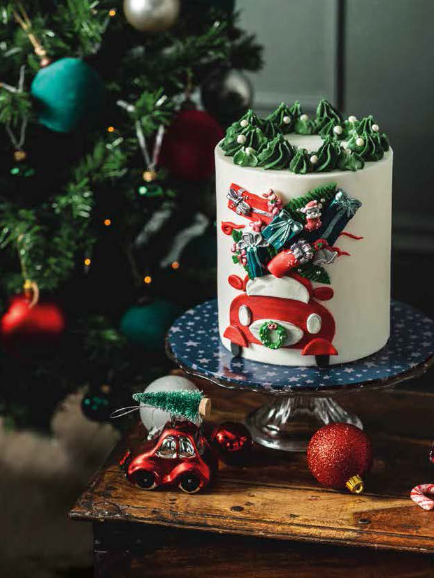 《Culpitt》2021秋冬圣诞节主题家居用品系列Lookbook