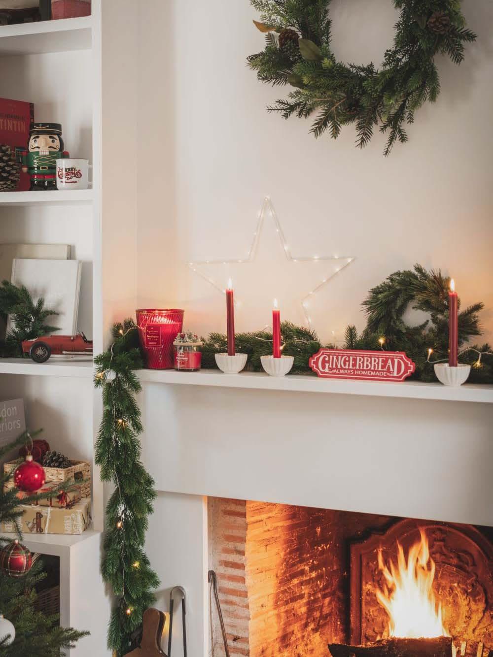 《Maisons Du Monde》2021秋冬圣诞节主题家居用品系列Lookbook
